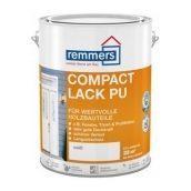 Лак REMMERS Compact-Lack PU 0,75 л weiß