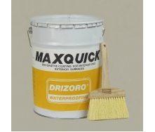 Захисне покриття Drizoro MAXQUICK 25 кг сірий