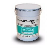 Акрилове покриття для басейнів Drizoro MAXSHEEN POOL 25 кг блакитний