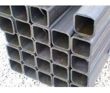 Труба профильная квадратная стальная Ст.3 70х70х4 мм