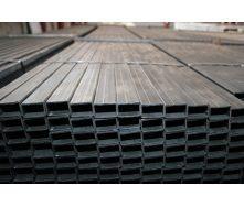 Труба профильная прямоугольная стальная 3сп5 50х25х2 мм