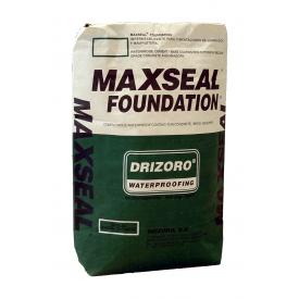 Гідроізоляційна суміш Drizoro MAXSEAL FOUNDATION 25 кг