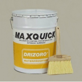 Защитное покрытие Drizoro MAXQUICK 25 кг серый