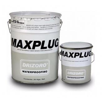 Швидкосхоплюючий гідравлічний цемент Drizoro MAXPLUG 25 кг