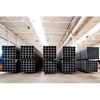Труба профильная квадратная стальная Ст.3 200х200х5 мм