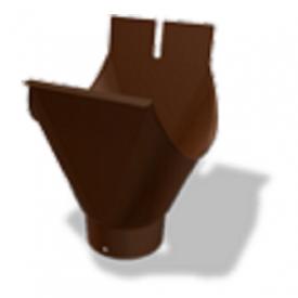 Воронка для желоба PREFA полукруглая 80 мм