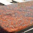 Столешница из камня Rosso Santiago толщиной 3 см