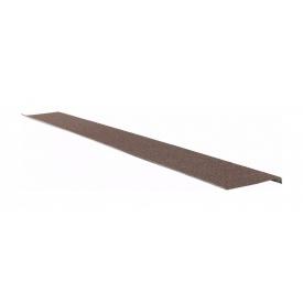Планка бокового фартука QueenTile 2 м brown