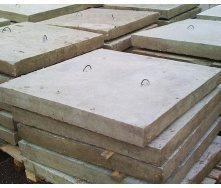 Плита тротуарная бетонная 5П.7 0,5х0,75х0,08 м