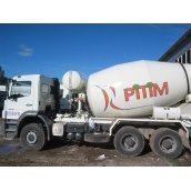 Бетон RITIM П4 В30 F200 М400 фракция 5-10