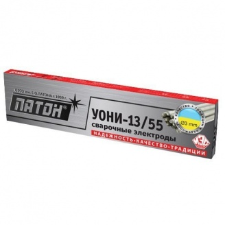 Электроды ПАТОН УОНИ-13/55 3 мм 5 кг