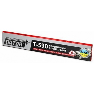 Электроды ПАТОН Т-590 4 мм 5 кг
