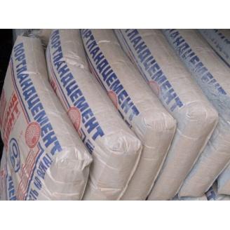 Цемент М-500 25 кг білий