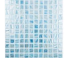 Мозаїка скляна Vidrepur Titanium BLU SKY BRUSH 750 300х300 мм