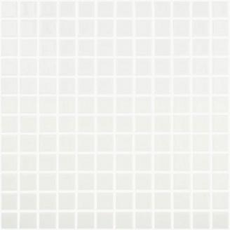 Мозаїка скляна Vidrepur BLANCO 100 ANTISLIP 300х300 мм