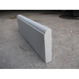Бордюри 600х185х40 мм сірий