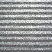 Ворота гаражные секционные Ryterna TLB stucco макрополоса RAL 9006