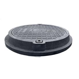 Євро люки для каналізації 830 мм чорний