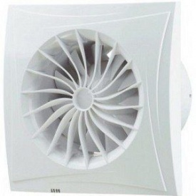 Вентилятор бытовой Blauberg Sileo 100 7,5 Вт 107x158x158 мм белый