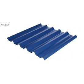 Профнастил Rauni HC-44 1055x0,45 мм Union Steel (Корея) RAL 5005