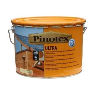 Средство для защиты древесины Pinotex Ultra 10 л