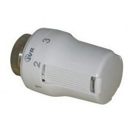 Термостатическая головка для радиатора IVR 597 M30x1,5 белая