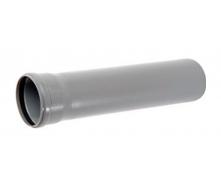 Труба ПВХ канализационная 110x2,3 мм 2 м