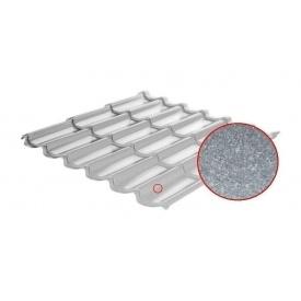 Металочерепиця RAUNI Standart 1180/1100 мм 0,45 мм AL-Zn Union Steel (Корея)