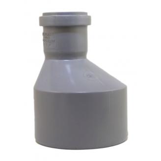 Редукция EVCI PLASTIK 110x50 мм серый