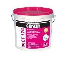 Штукатурка силикон-силикатная декоративная CТ 174 барашек 1,5мм 25 кг для отделки фасада