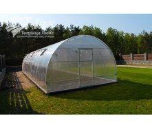 Теплиця збірна НОРД з оцинкованої труби з полікарбонатом Greenhouse 8 мм 4х6х2,5 м
