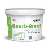 Грунтовка кварцевая Kompozit QUARTZ-GRUNT 14 кг белый