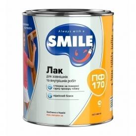 Лак SMILE ПФ-170 0,37 кг
