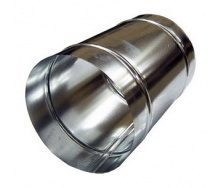 Кожух для ізоляції труб оцинкований 426х50 мм