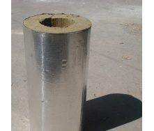 Циліндр базальтовий фольгований 80 кг/м3 426х50х1000 мм