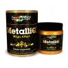 Эмаль акриловая Kompozit METALLIQ металлик 0,9 кг красное золото