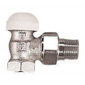 Термостатический клапан HERZ TS-90 угловой 1/2 дюйма (1772491)