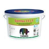 Краска латексная тонкослойная Caparol Samtex 3 E.L.F. Base 1 10 л белая