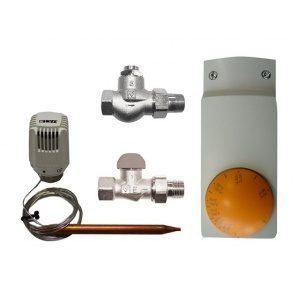 Комплект для напольного отопления HERZ 85 м2 (1810002)
