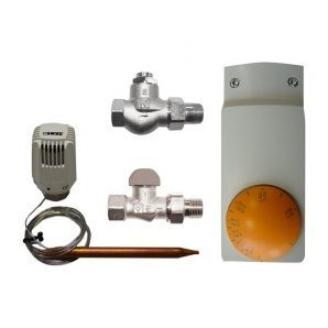 Комплект для підлогового опалення HERZ 120 м2 (1810003)