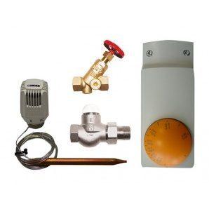 Комплект для напольного отопления HERZ 160 м2 (1810004)