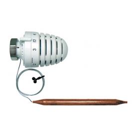 Термоголовка HERZ DESIGN с накладным датчиком М 30x1,5 (1942198)