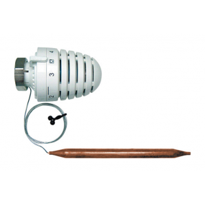 Термоголовка HERZ DESIGN з накладним датчиком М 30x1,5 (1942088)