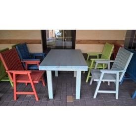 Комплект мебели для кафе сосна