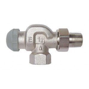 Термостатичний клапан HERZ TS-90-Е кутовий 1/2 дюйма (1772801)
