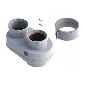 Адаптер для подключения раздельной системы дымоходов Bosch AZ 468