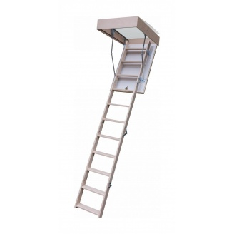 Горищні сходи Bukwood Compact Mini 90х60 см