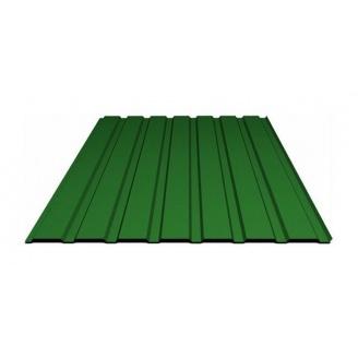 Профнастил 0,3 мм 2x0,95 м зеленый
