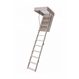 Горищні сходи Bukwood ECO Long 130х90 см