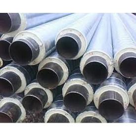 Труба сталева 57/125 в оболонці СПІРО